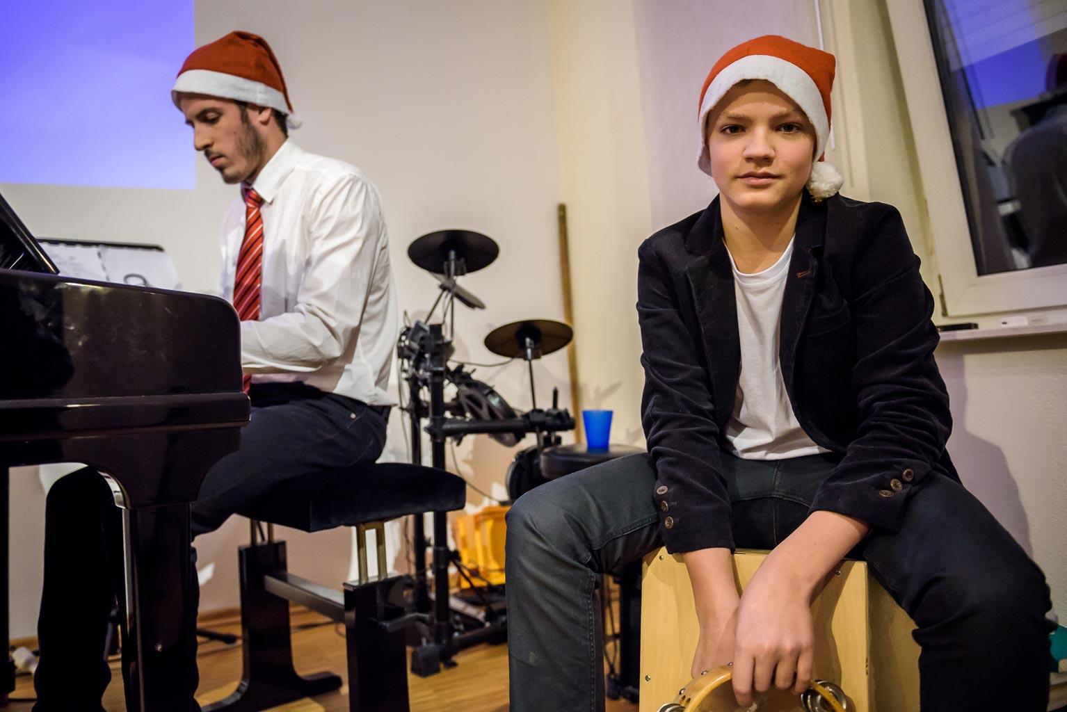 Weihnachtsfeier_201501